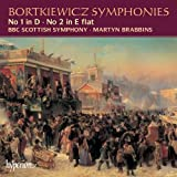 Sinfonias N.1 Y 2 -M.Brabbins-