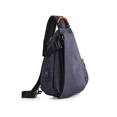 ea39916c79 50%OFF Shoulder Bag Male Messenger Bag Korean Student Chest Bag Sports Bag  Casual Tide