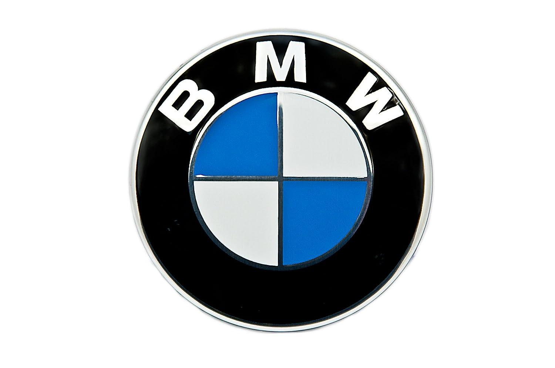 BMW 1x Genuine Alloy Wheel Tyre/Tire Center Cap Chrome (36 13 6 783 536)