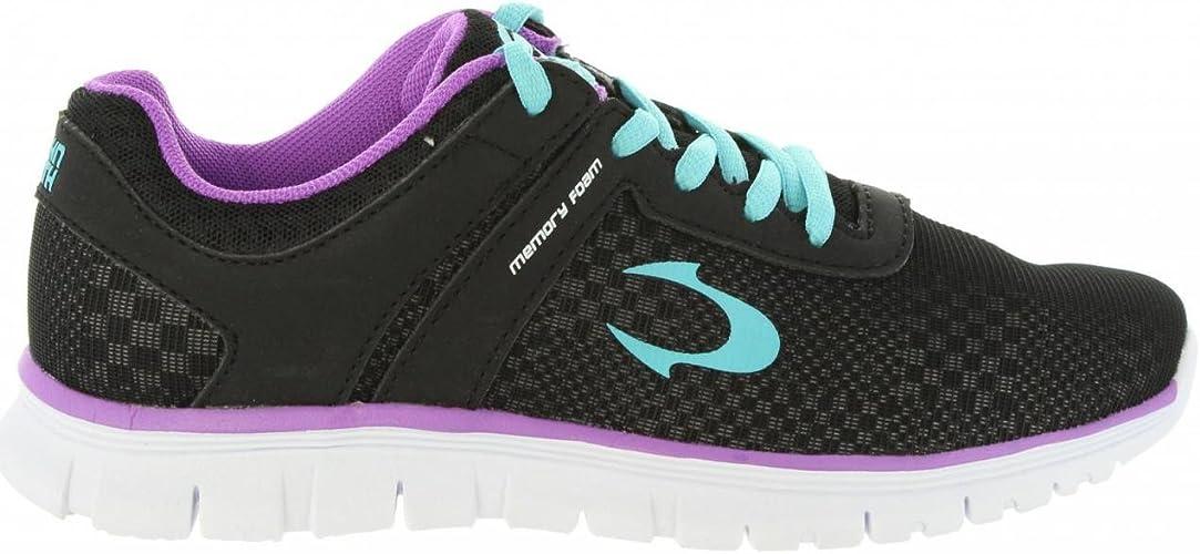 Zapatillas Deporte de Mujer JOHN SMITH RUMAN Negro Talla 41: Amazon.es: Zapatos y complementos