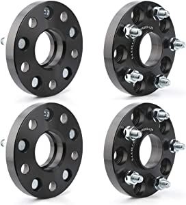 KSP 20mm 5x114.3 Hubcentric Wheel Spacers Fit TC XB, ES300 350, GS300 350 430,IS250 300 350,LS400 430 460,RC300 350, Camry Highlander Tacoma(4 pcs 60.1 bore 12X1.5mm)