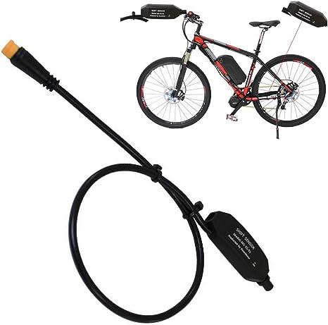 CplaplI Equipo y accesorios de ciclismo, sensor de cambio de bicicleta eléctrica para Bafang sin escobillas con motor de transmisión media: Amazon.es: Coche y moto
