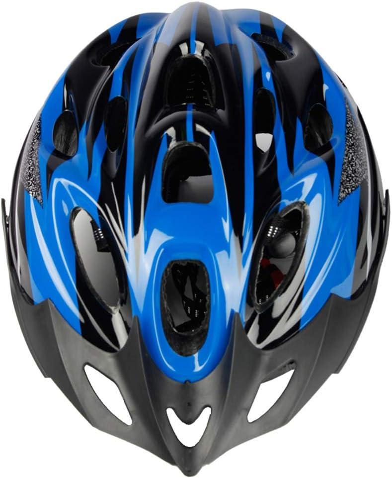 FuYouTa Cascos de Bicicleta Ultraligeros Casco de Bicicleta para Adultos Casco de Ciclismo Deportivo Casco de Bicicleta de Carretera de Monta/ña Mtb Ultraligero Moldeado Integralmente