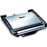 Tefal Inicio Panini Grill, 2000 Watts, Multi-Colour, Stainless Steel/Plastic, GC241D28