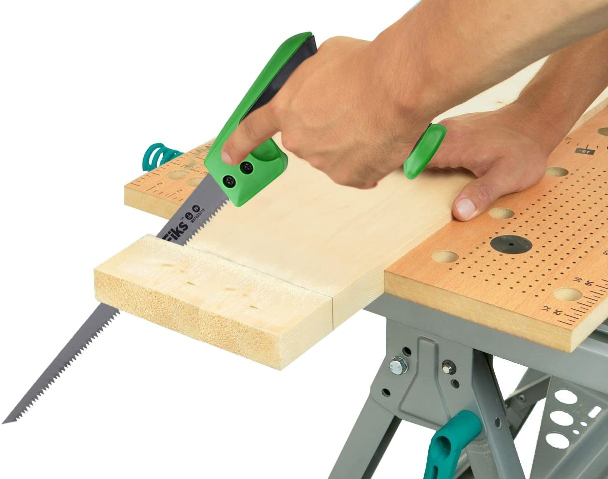 """Pro Hand Saw Comfortable Ergonomic Non-Slip Handle Trimming Gardening WilFiks Razor Sharp 12/"""" Compass Saw Perfect for Sawing Drywall Pruning /& Cutting Wood Plastic Pipes /& More Keyhole Saw"""