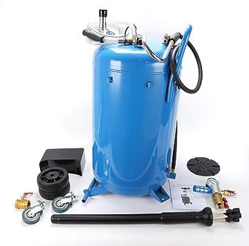 Dispositivo de succión de aceite 76L Ölabsauger Aceite de ...