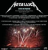 METALLICA Live In Paris France 2017 Bonus Live In