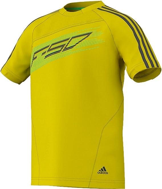 adidas F50 - Camisa de Acampada y Senderismo para niño: Amazon.es: Ropa y accesorios