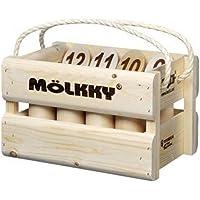 Mölkky - 52501 - Jeu de Plein Air - Mölkky version luxe