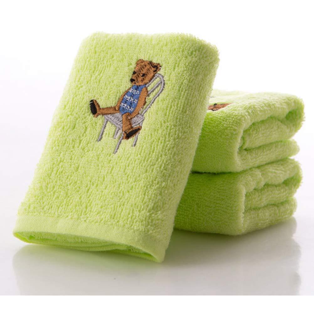Elephant Microfiber Kids Baby Soft Bath Towel Infant Cotton  Wash Shower Towel