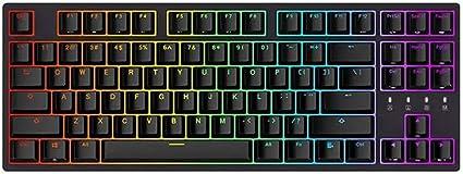 ZAGO Gaming Keyboard mecánica Los Nombres de Teclas PBT ...