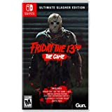 Friday The 13th: Game Ultimate Slasher Edition - Nintendo Switch