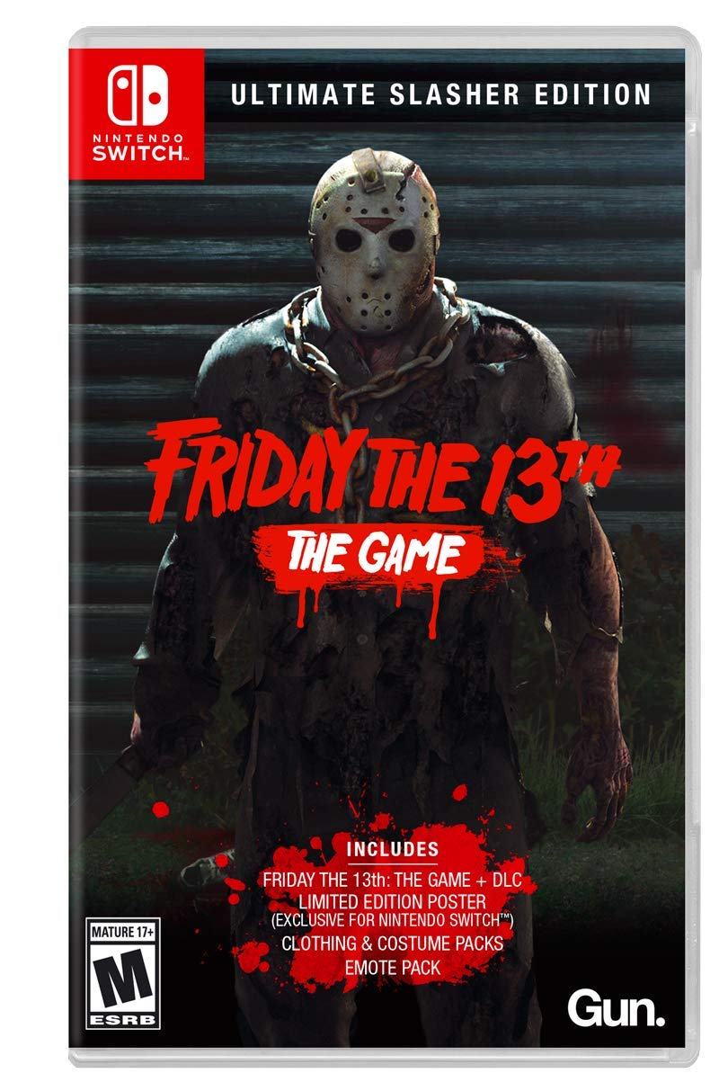 Friday the 13th: The Game Ultimate Slasher Edition for Nintendo ...