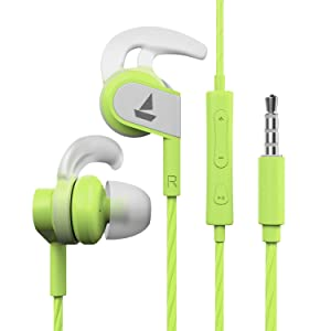 Boat Bassheads 242 Wired Sports Earphones with HD Sound, 10...