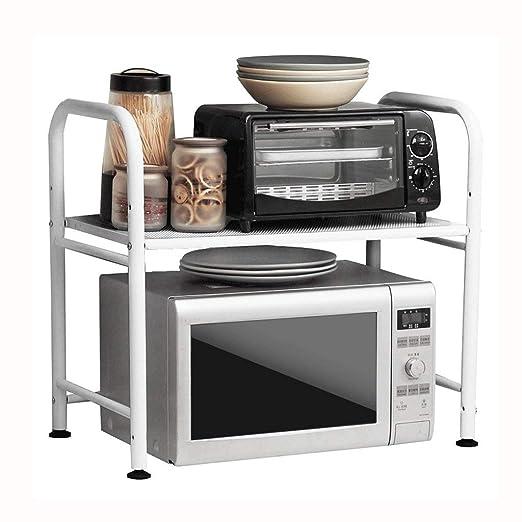 Rack de almacenamiento de cocina Negrita Grueso Estante de horno ...