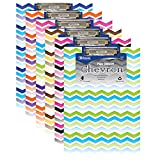 BAZIC Standard Size Chevron Paperboard Clipboard w/ Low Profile Clip, Case of 48 (1813-48)