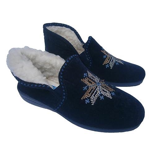 Bota convertible en zapatillas Muro en azul talla 36 ade1a61xy