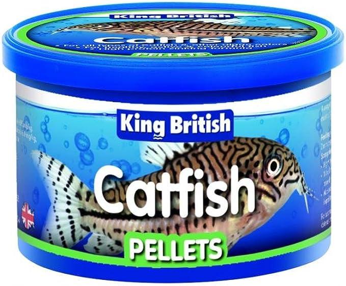 King British - Bolitas de comida para bagres: Amazon.es: Ropa ...