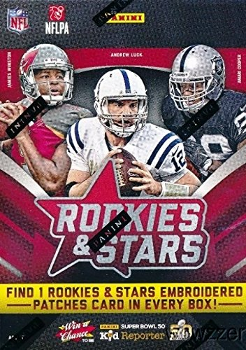 Rookies Football EXCLUSIVE EMRBOIDERED Autographs