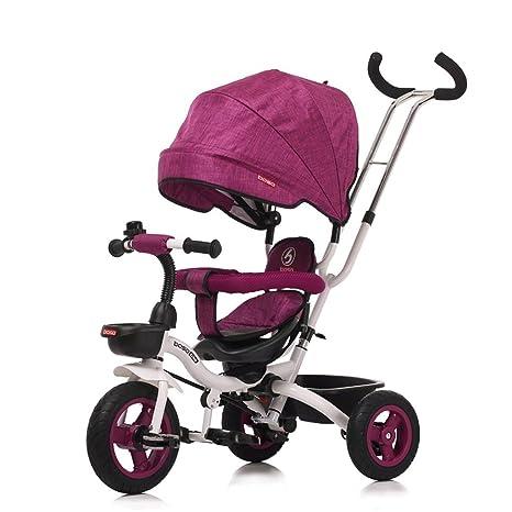 ZXUE Triciclo Plegable para Niños Trotamundos para Bebés ...