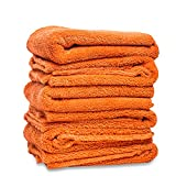 #3: Premium Microfiber Towels by Armour Car Care | Professional Grade Car Detailing Kit Cleaning Products | Super Absorbent, Thick, Swirl & Scratch Free | 16 x 16 inches | Pack of 6 Towels