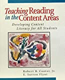img - for Teaching Reading in the Content Area: Developing Content Literacy For All Students book / textbook / text book