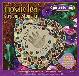 Midwest Products 901-11455 Stepping Stone, 12 Inches, Multi-Color