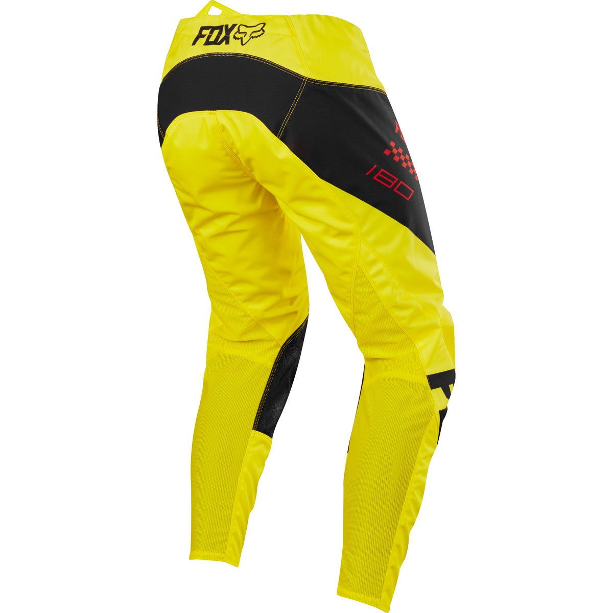 2018 Fox Racing Youth 180 Mastar Pants-Yellow-28