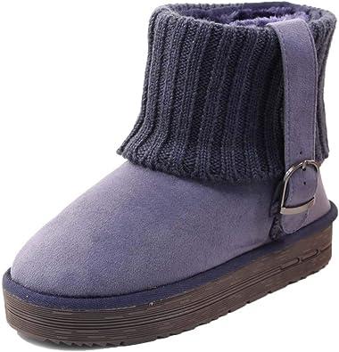Amazon   [セシルマクビー] ブーツ ムートン
