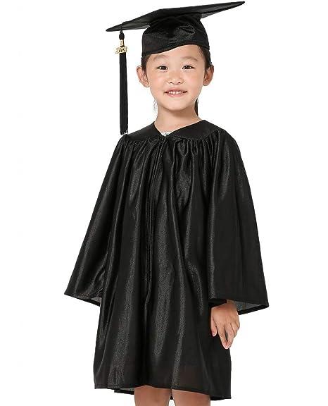 Preschool Graduation Gowns Kindergarten Kids Graduation Cap And