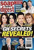 Rebecca Herbst, Kelly Monaco, William deVry & Nancy Lee Grahn (General Hospital) - January 30, 2017 Soap Opera Digest