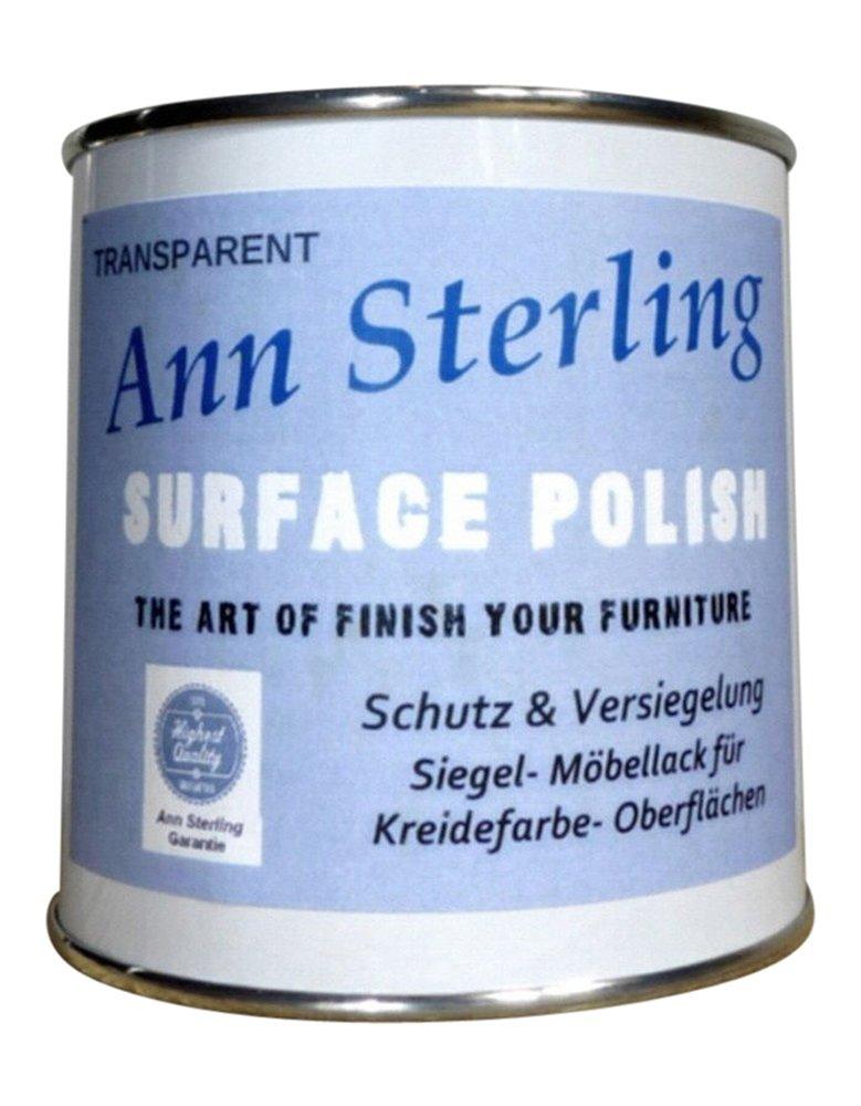 Ann Sterling Klarlack Versiegelung fü r Shabby Chic Kreidefarbe (750ml) Contura