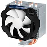 ARCTIC Freezer 12 – Compact and Quiet Semi Passive Tower CPU Cooler | 92 mm PWM Fan | for AMD AM4 and Intel 115x CPU | Recommended up to 130 W TDP