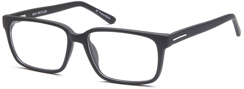 Amazon.com: DALIX Mens Prescription Eyeglasses Frames 54-37-140-37 ...