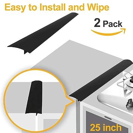 Amazon.com: HomeMarvel - Juego de 2 cubiertas de silicona ...