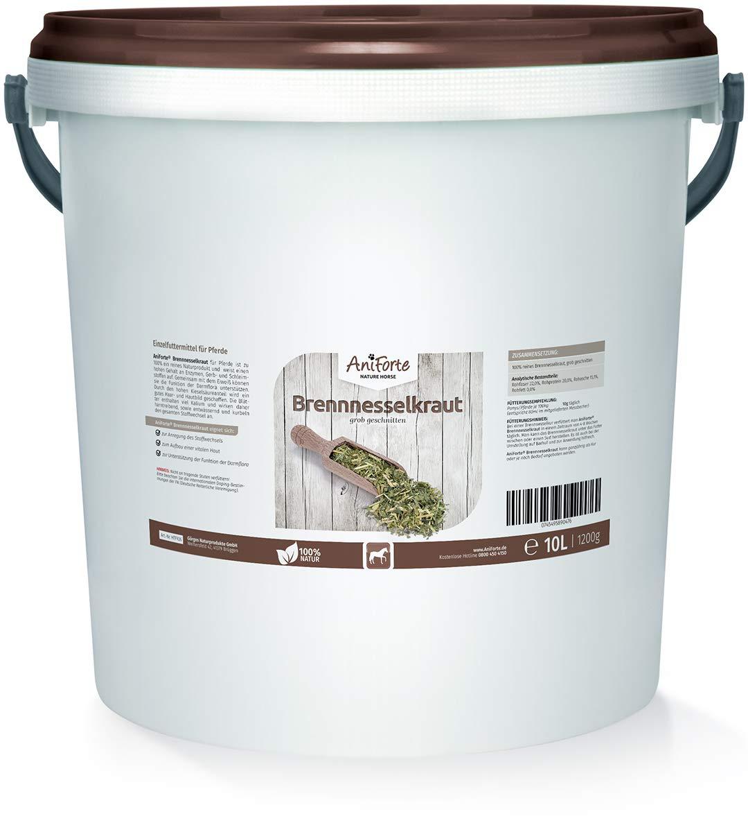 AniForte brennnessel Rodnik Grueso Corte 10 L - Producto Natural ...