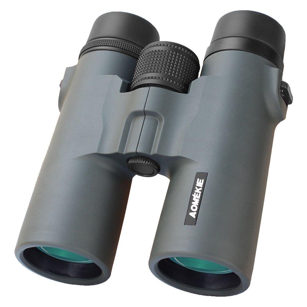 aomekie ao3003プロフェッショナルHD 8 x 42防水屋根プリズム双眼鏡、完全にコーティングフェーズCoated , Good for Bird WatchingまたはHunting B01JOCKG94