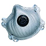 Moldex 2400N95 Organic Vapor Respirator with Charcoal Filter (10 per Dispenser)