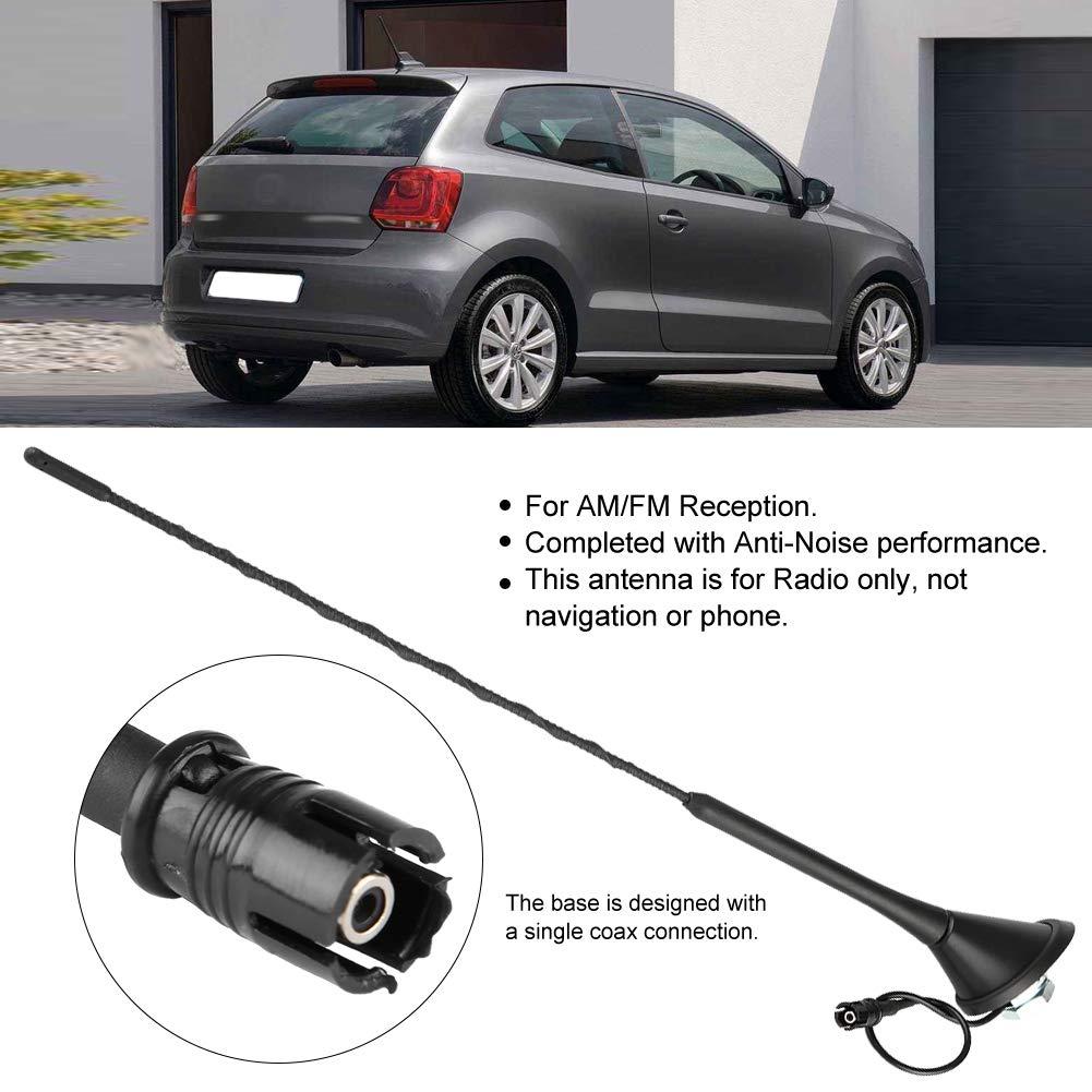 Mástil de antenas de automóviles techo antena Raku 2 para VW Volkswagen Passat b4 3b 3bg