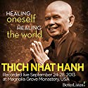 Healing Oneself Healing the World Speech by Thich Nhat Hanh Narrated by Thich Nhat Hanh