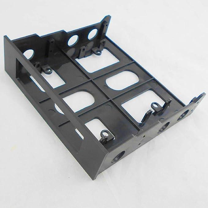 Soporte para unidad de disco duro, adaptador universal de montaje frontal en la bahía - Reemplazo de montaje de alto ...