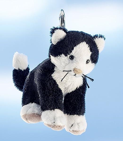 Katze Plüsch Puppe Stofftier Stofftier Schlüsselanhänger Kinder Geschenk SA