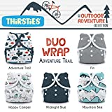 Thirsties Package, Snap Duo Wrap, Outdoor Adventure Collection...