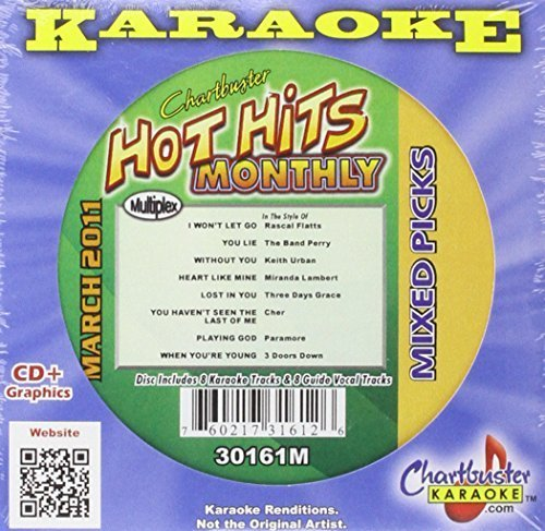 Karaoke: Country & Pop Mixed Picks March by Karaoke: Country & Pop Mixed Picks (2011-03-16)