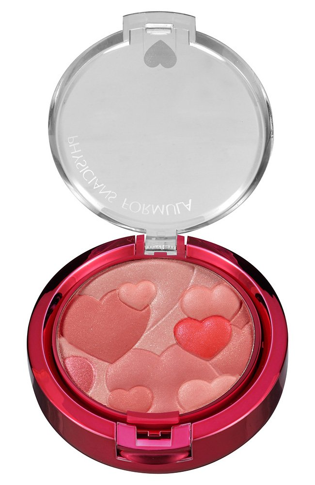 Physicians Formula Happy Booster Glow and Mood Boosting Blush, Warm, 0.24 Ounce 7555