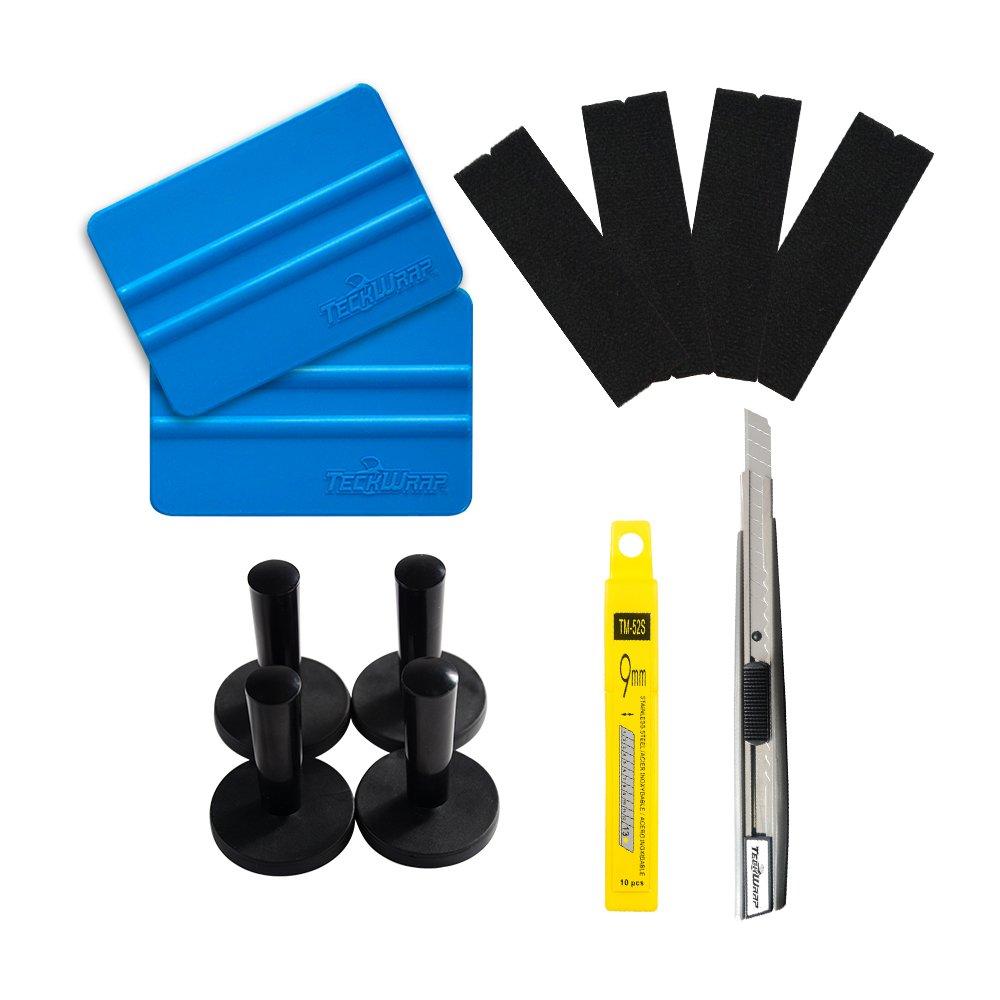 TECKWRAP Vinyl Wrap Tool Kit for Car Vinyl Film Application 1 Set