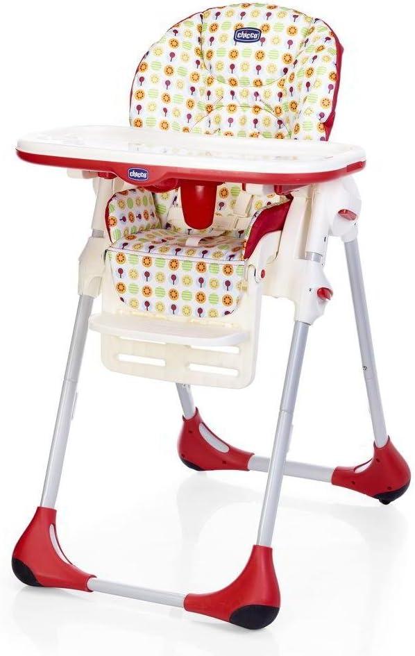 Chicco Polly Easy - Trona amplia, compacta y sencilla, para niños ...