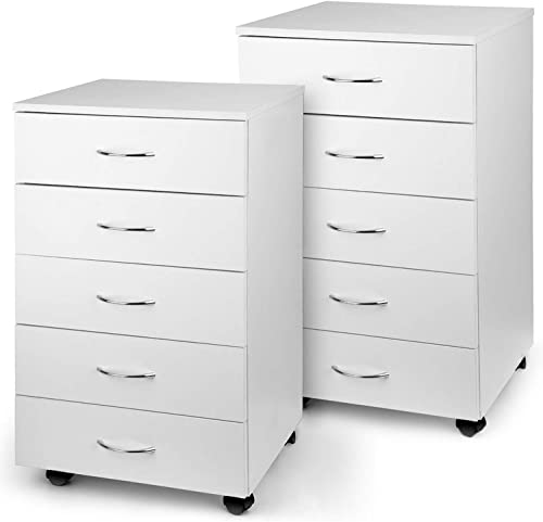 TUSY 5-Drawer Chest