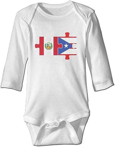 Peru Newborn Baby Jumpsuit Onesies Novelty Outfits