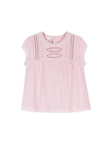 Gocco S73CBCCP801, Blusa para Niñas, (Rosa Viejo), 4-5 años: Amazon.es: Ropa y accesorios